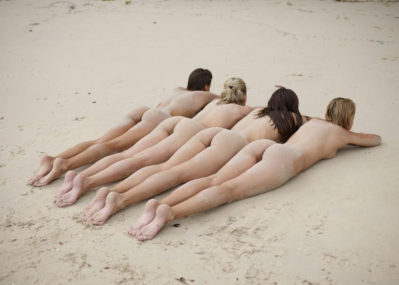 Sexy Sand Sculptures in 15 photos from Hegre-Art picture 5