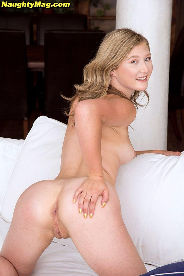 Naughty Mag - Bright Eyes, Open Asshole - April Aniston (55 Photos) photo 2