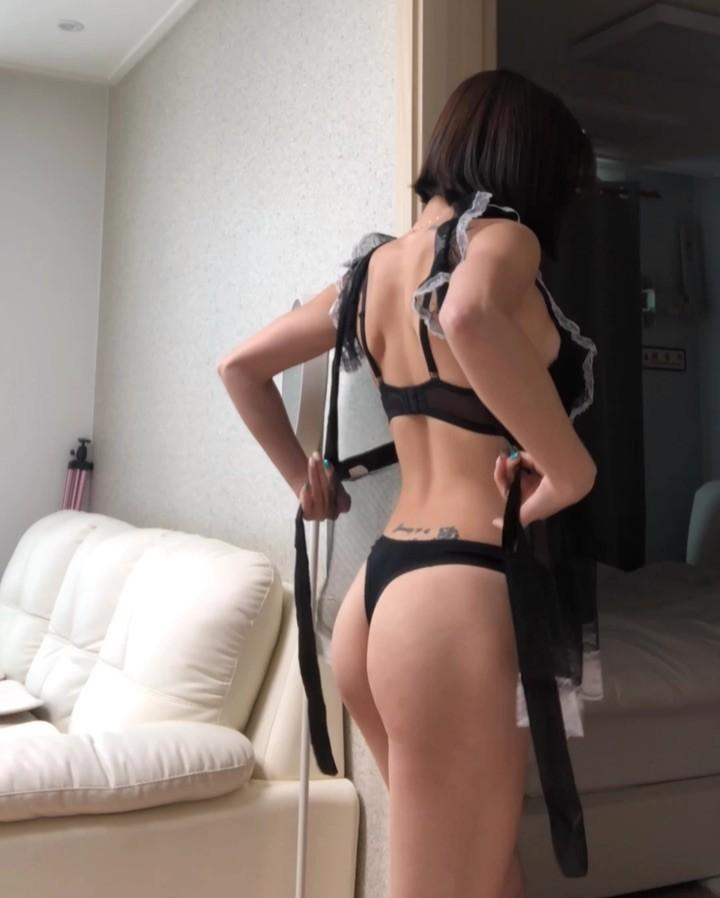 pretty korean gymshark with some hot leaked lingerie shootings picture 8