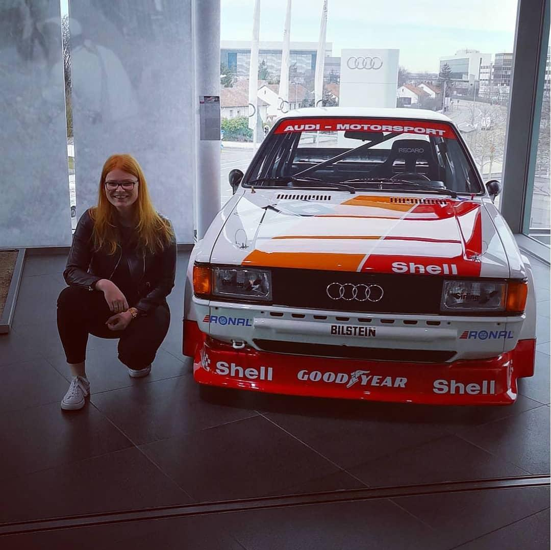 a german nerd submitted some sexy selfies of her (auto