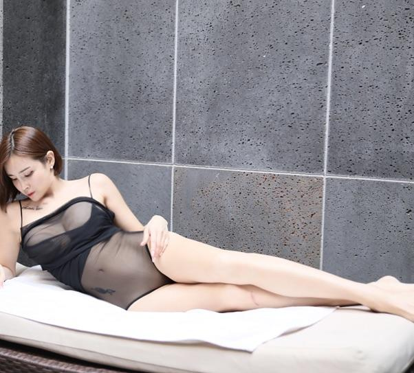 pretty korean gymshark with some hot leaked lingerie shootings picture 10