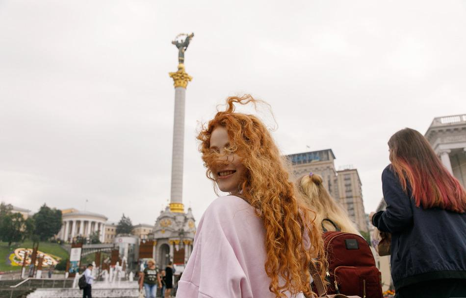 Heidi Romanova Shows Me The Maidan selfie shoot from Zishy photo 2
