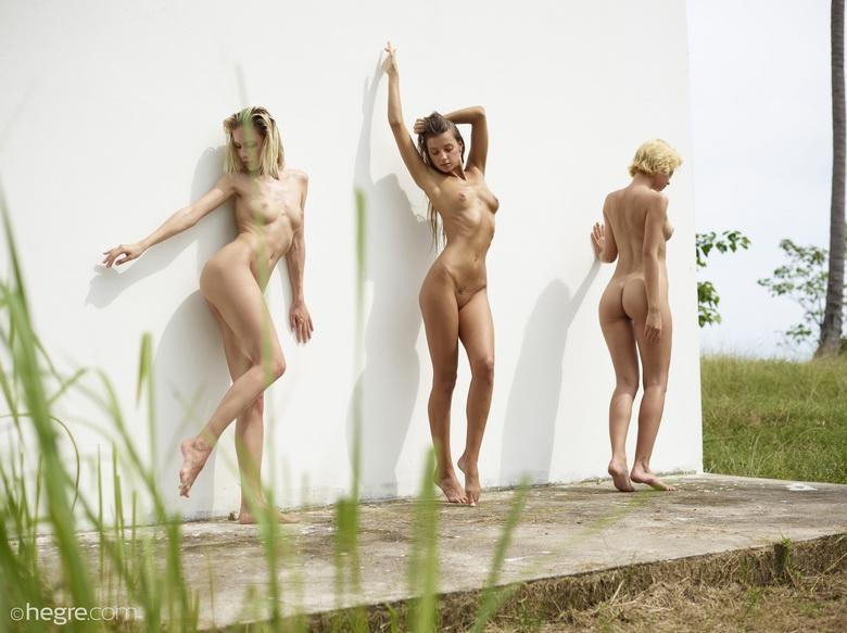The Naked Wall  in 15 photos from Hegre-Art photo 7