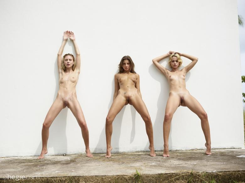 The Naked Wall  in 15 photos from Hegre-Art photo 8