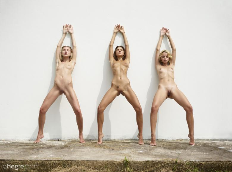 The Naked Wall  in 15 photos from Hegre-Art photo 11