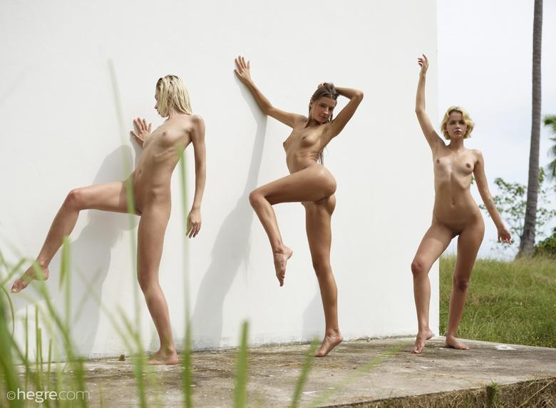 The Naked Wall  in 15 photos from Hegre-Art photo 4