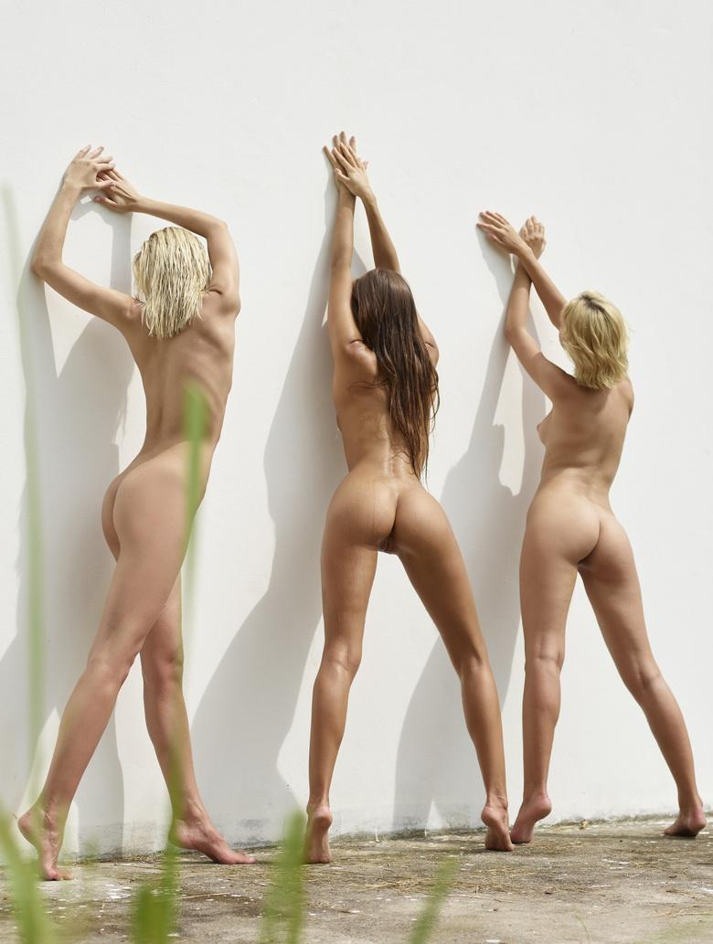 The Naked Wall  in 15 photos from Hegre-Art photo 3