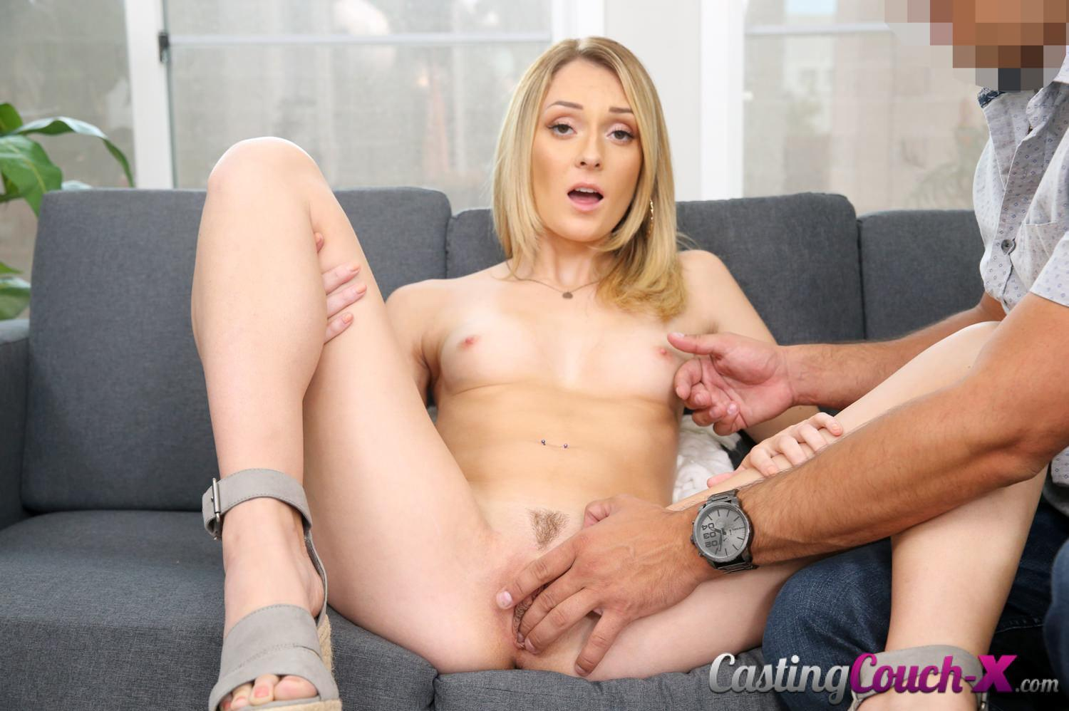 Charlotte Sins Porn Casting | Coed Cherry photo 8