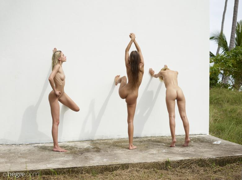 The Naked Wall  in 15 photos from Hegre-Art photo 14