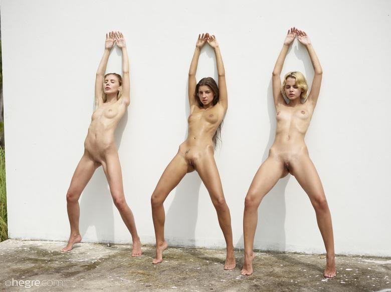 The Naked Wall  in 15 photos from Hegre-Art photo 13