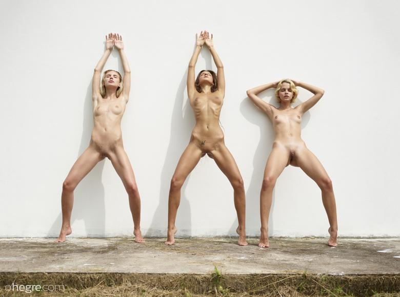 The Naked Wall  in 15 photos from Hegre-Art photo 10