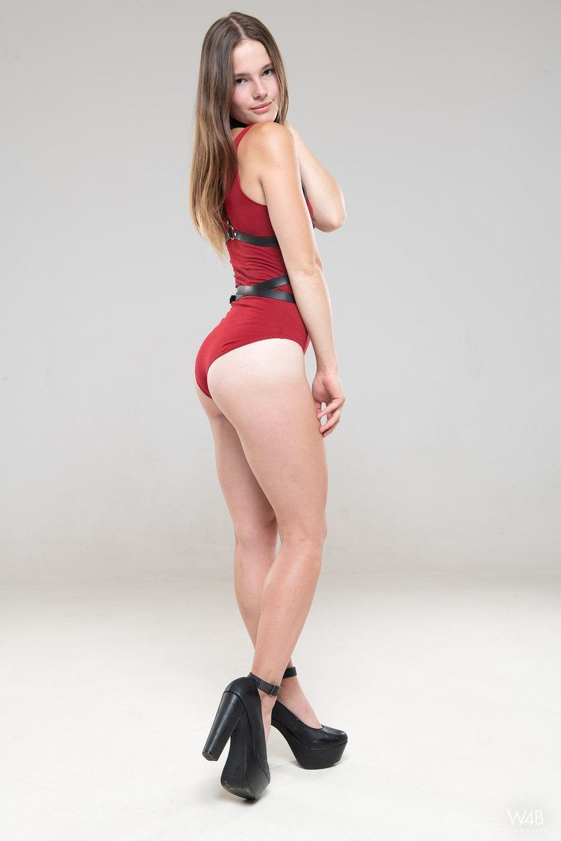 Harley Queen in Casting | Coed Cherry photo 3