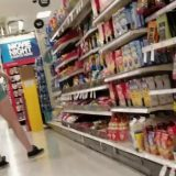 cameltoe selfies of fantastic teen girl in grocery store picture 5