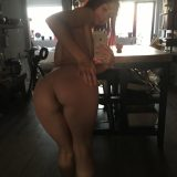 hot full nudety selfshots in the morning  picture 3